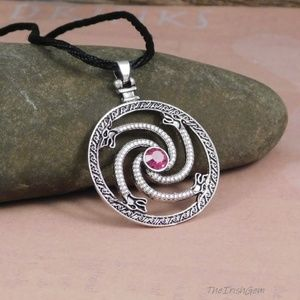 Jewelry - Norse Viking Dragon Necklace